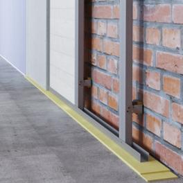 Каркасная звукоизоляция стен